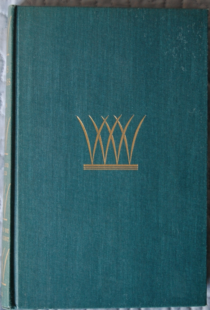 Heritage Press - Leaves of Grass by Walt Whitman (unstated, 1950) (1/5)